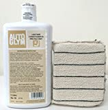 AutoGlym Leather Conditioner & Protectant 1 Liter w/ Free Applicator