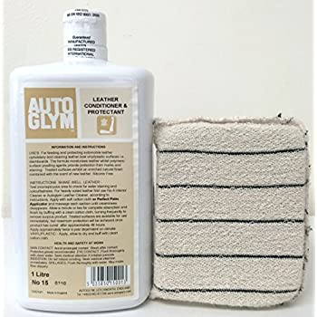 Amazon Com Autoglym Leather Conditioner Amp Protectant 1