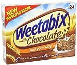 Weetabix Chocolate 24 Pack 540g