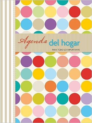 Agenda del Hogar (Spanish Edition): Maria Rosa Curto Mila ...