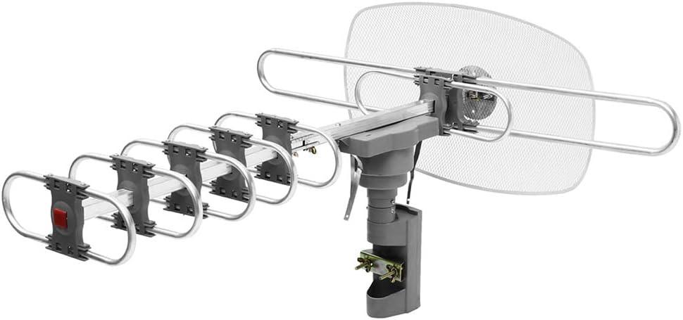 Windy5 - Antena Digital amplificada 1080P Externa para TV HD ...