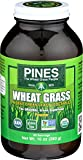 PINES Organic Wheat Grass Powder, 10 Ounce