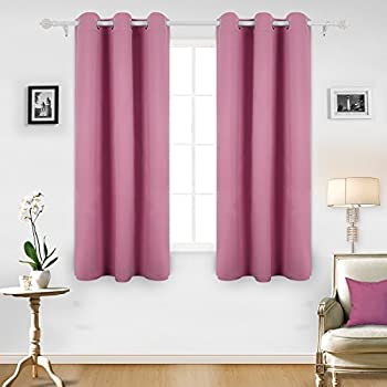 Amazon.com: YOJA Thermal Insulated Window Treatment Blackout ...