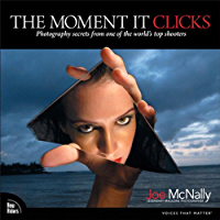 Moment It Clicks, The: Photography secrets from one of the world's top shooters (Voices That Matter) book cover