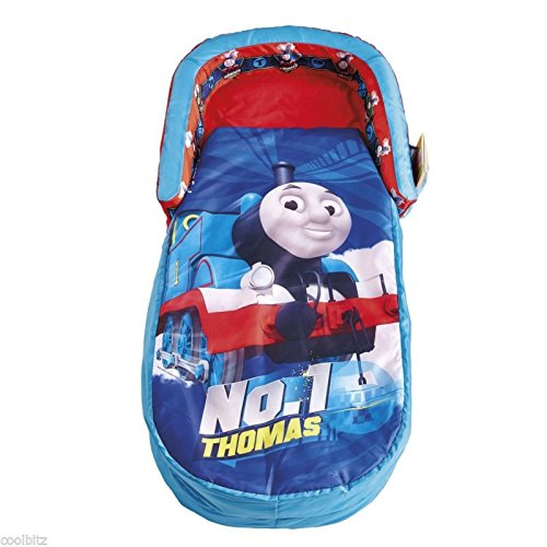 Readybed Thomas The Tank My First Cama, Azul