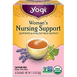 Yogi Tea, Woman's Nursing Support, 16 Count