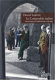 Le comptable indien par David Leavitt