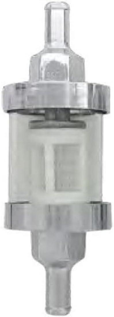 HardDrive 03-0051 3-1//4 x 1-1//8 1//4 See-Flow Fuel Filter Fuel Line