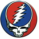 "Grateful Dead - Steal Your Face 3"" Round Magnet"