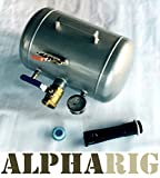 ALPHARIG TIRE BEAD SEATER AIR TANK NEW 10 GALLON