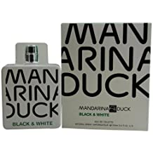 Mandarina Duck Mandarina duck black and white by mandarina duck for men - 3.4 Ounce edt