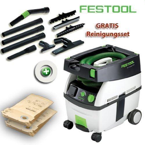 FESTOOL Aspiradora / Extractor de Polvo Móvil CTL MIDI y gratis juego de limpieza D 27 / D 36 S-RS: Amazon.es: Hogar