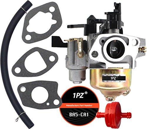 1PZ BA5-CA1 Carburetor Carb for Baja Mini Bike 196cc 5.5hp 6.5hp Warrior Heat MB165 MB200 (Baja Carburetor)