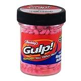 Berkley GMG-PK Gulp Maggots, Pink, 1-Inch, 1.5-Ounce