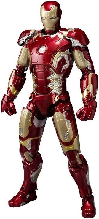 Bandai Marvel Avengers Age of Ultron S.H.Figuarts Iron Man Mark 43 MK-XLIII