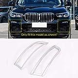 YUZHONGTIAN Car Fog Light Lamp Cover Trim Decoration 2PCS ABS for BMW X5 (G05) Sport 2019 2020 (Back)