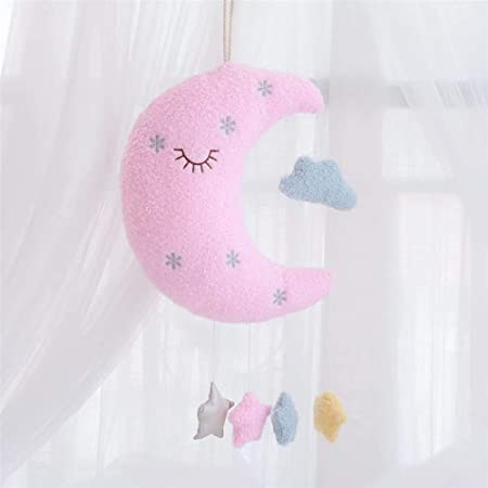 CL-01 Nicole Knupfer Baby Windspiel Krippe Mobile f/ür Jungen und M/ädchen,Baby Windspiel Anh/änger,Bettglocke,Mobile Krippe,Neugeborene Geschenke