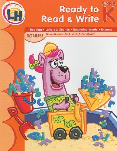 Download Skil Builders - Ready to Read & Write Grade K (Skill Builders Language) ebook