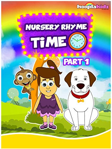 HooplaKidz Nursery Rhyme Time