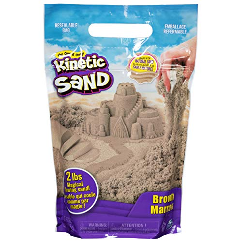 Kinetic Sand The Original Moldable Sensory Play Sand