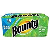 Bounty Select-A-Size Paper Towels 15 Jumbo Rolls