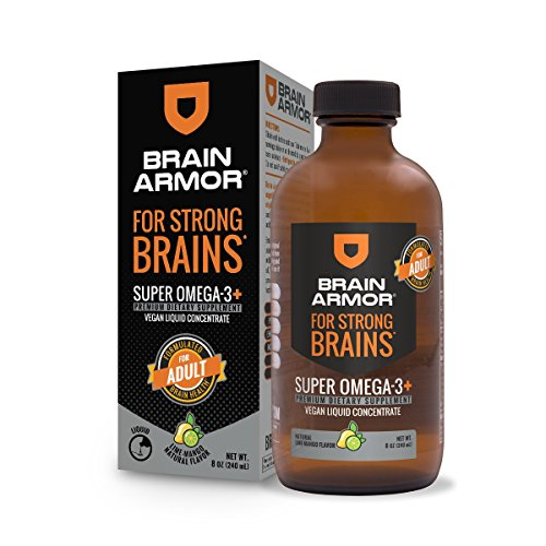 Brain Armor Adult Liquid Concentrate, Mango Lime, 8oz