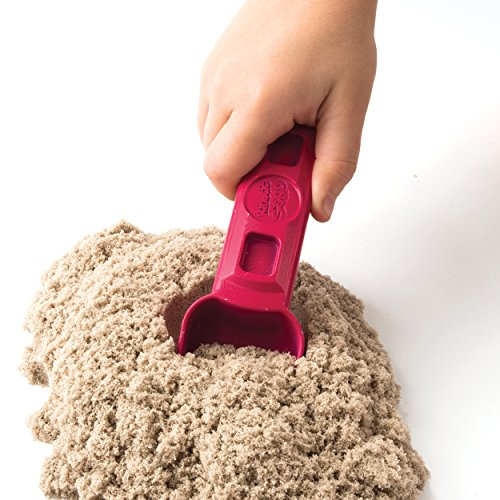 51Tho6iN9gL - The One and Only Kinetic Sand, Folding Sand Box with 2lbs of Kinetic Sand