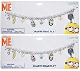UPD Despicable Me Charm Bracelet 2 Pack