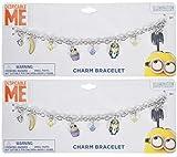 Despicable Me Charm Bracelet 2 Pack