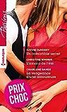 Un irrésistible secret - L'amant de l'été - La vengeance d'une amoureuse : (promotion) (VMP) par DeNosky