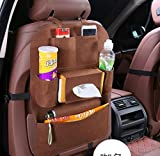 Stvin Car Organizer for Kids and Cars, Must Have For Baby Travel Accessories And Kids Toy Storage, Premium Quality and Eco Friendly Material color as per in stock