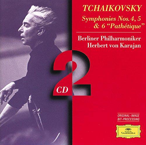 tchaikovsky symphonies - 2