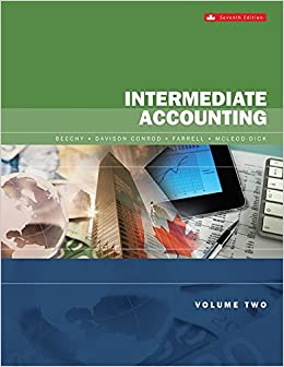 Book Intermediate Accounting Volume 2
