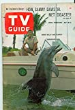 #5: 1966 TV Guide Jul 9 Flipper - Eastern Illinois Edition NO MAILING LABEL Very Good to Excellent (4 out of 10) Used Cond. by Mickeys Pubs