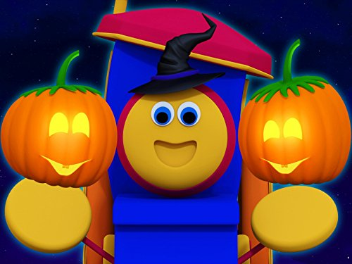 Bob The Train - Scary Pumpkin Song