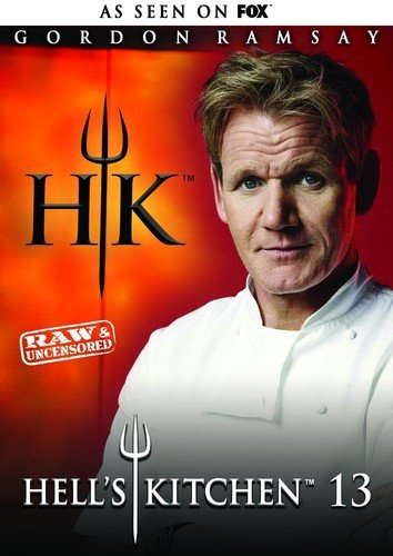 Hell's Kitchen Season 13 Gordon Ramsay Hell' s Kitchen Season 13 Unidisc Music Inc. Instructional / Educational