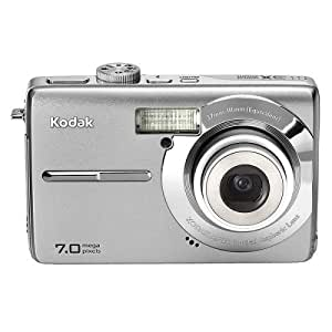 Kodak Easyshare M753 7 MP Digital Camera with 3xOptical Zoom (Silver)