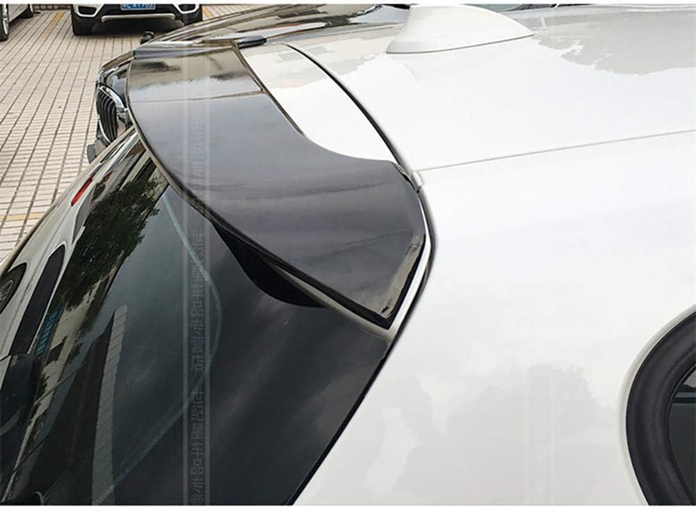 LSYBB Spoiler Trasero Material De ABS Spoiler De ala Trasera del Coche para BMW F20 F21 1 Serie 116i 120i 118i M135i 2015-2018 Negro