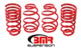 BMR Suspension SP022R Camaro Lowering Spring Kit 1.4in Drop (10-15)