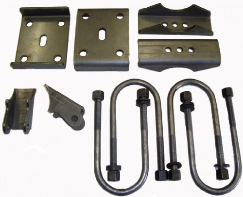 M.O.R.E. 98500 8.8 Rear Axle Upgrade Kit for XJ, TJ & YJ
