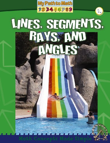 Lines, Segments, Rays, and Angles (My Path to - Ray Line A