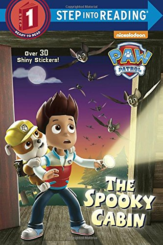 The Spooky Cabin (PAW Patrol) (Step into (Easy Reading Halloween Stories)