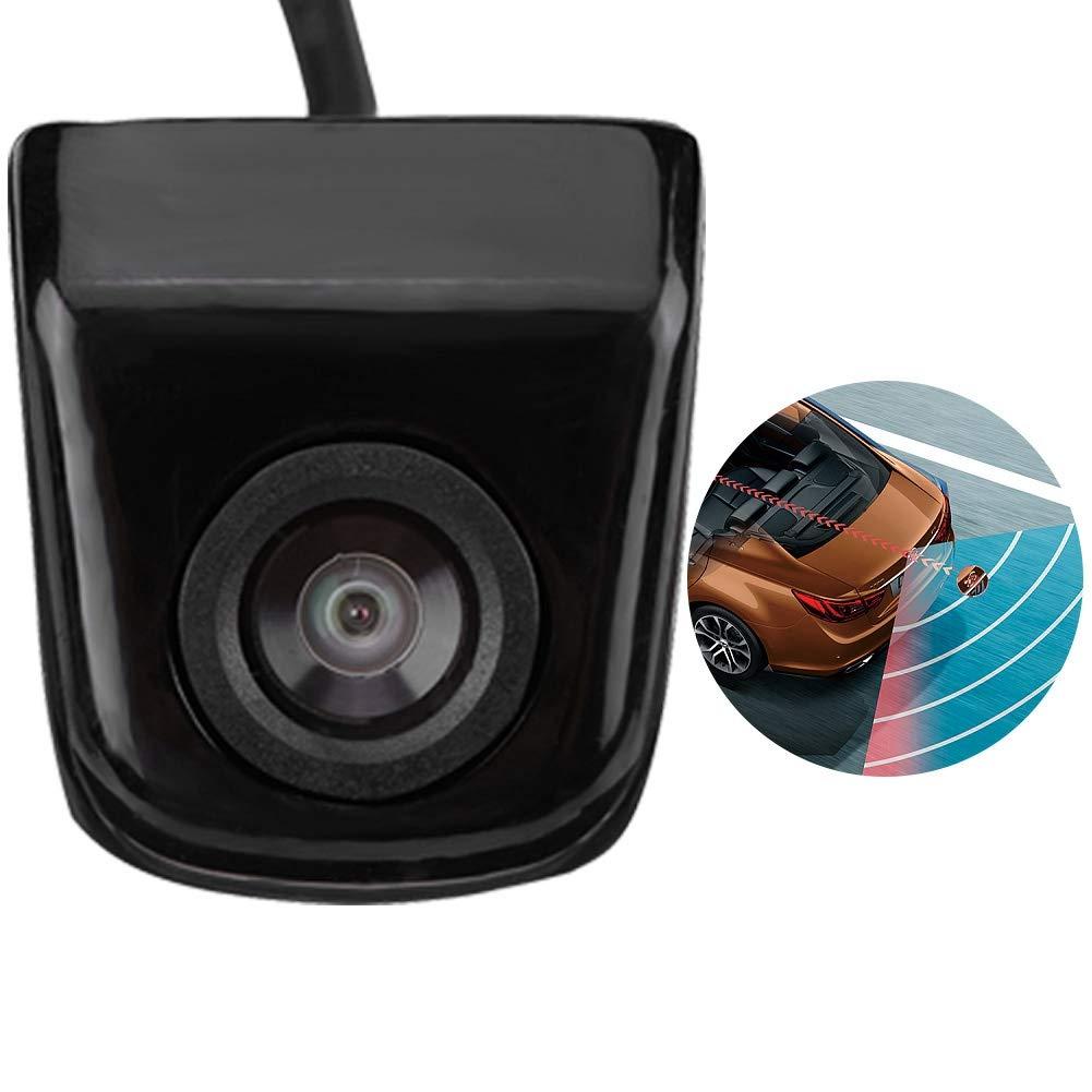 1 black 4inch sensor CMOS C/ámara de visi/ón trasera CCD Vista trasera C/ámara de visi/ón nocturna Vista trasera C/ámara retrovisor impermeable IP 68