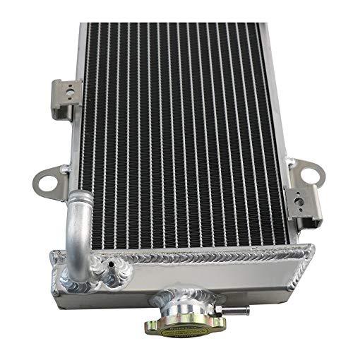 Aluminum Radiator Yamaha Raptor YFM 700 R YFM700R 2006-2011 Fit like original