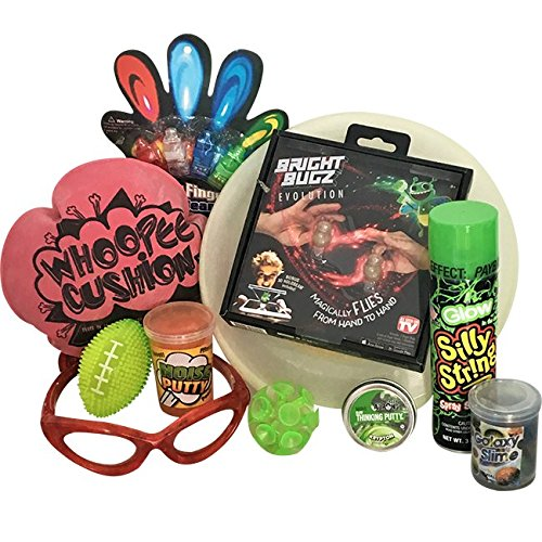 Glow in the Dark Camp Care Package (Best Summer Camp Pranks)