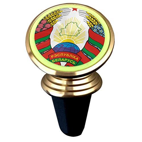 - Coat of Arms of Belarus Logo Universal Magnetic Luminous Rotary Car Phone Holder Air Vent Mount Phone Mount