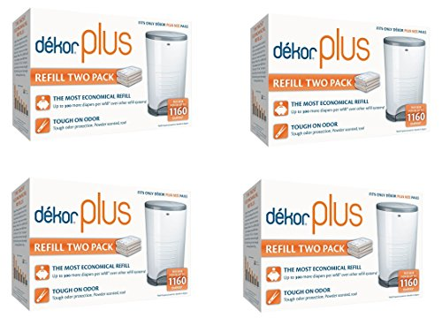 Dekor Plus Refill LnGmBv, Eight Count by Kekor