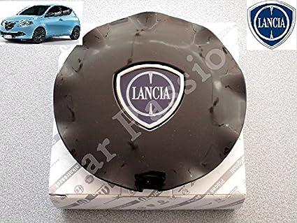 1 Coppetta Tapacubos Lancia Ypsilon Y A partir de 2011 Escudo original trago Tapón aro de aleación
