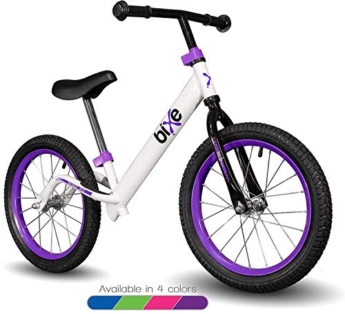 Purple Pro Balance Bike for Big Kids and Kids with Special Needs - 16
