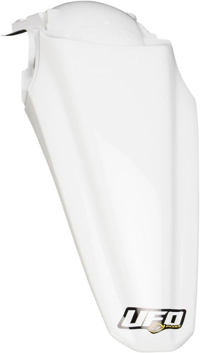 White UFO Plastics KA04715-047 Rear Fender